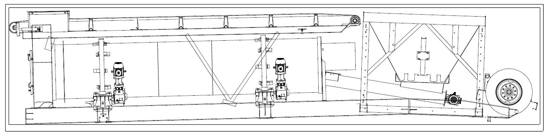 Схема отправки завода в одном